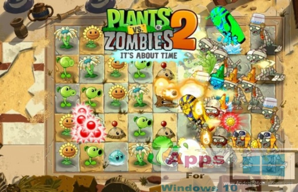 Plants Vs Zombies 2 Download Free Pc