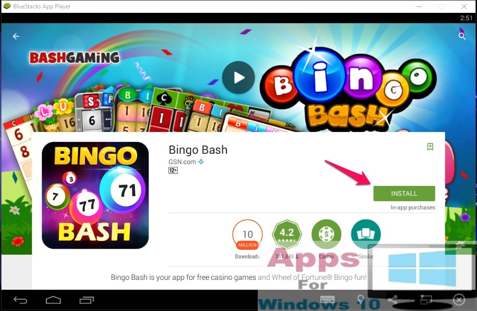 bingo bash download