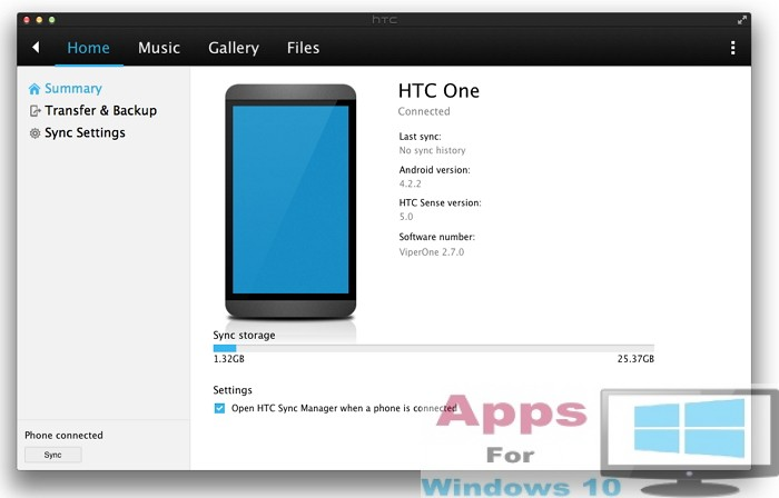 transfer-itunes-to-htc1 | Apps For Windows 10