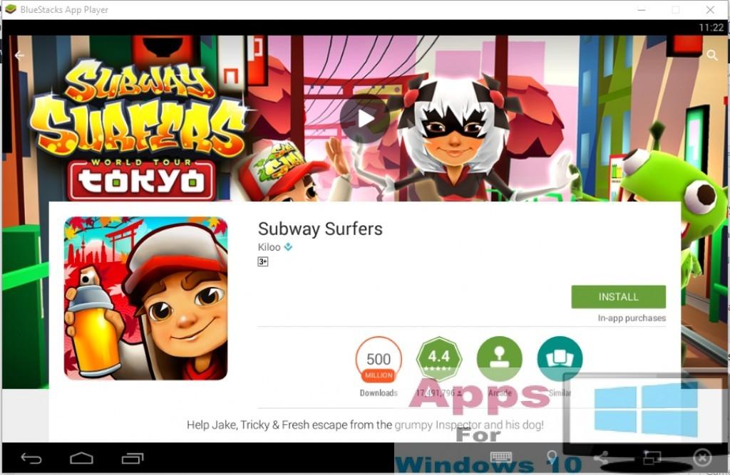 Subway Surfers Tokyo for PC Windows 10 & Mac