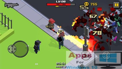 Cube_Zombie_War_for_PC