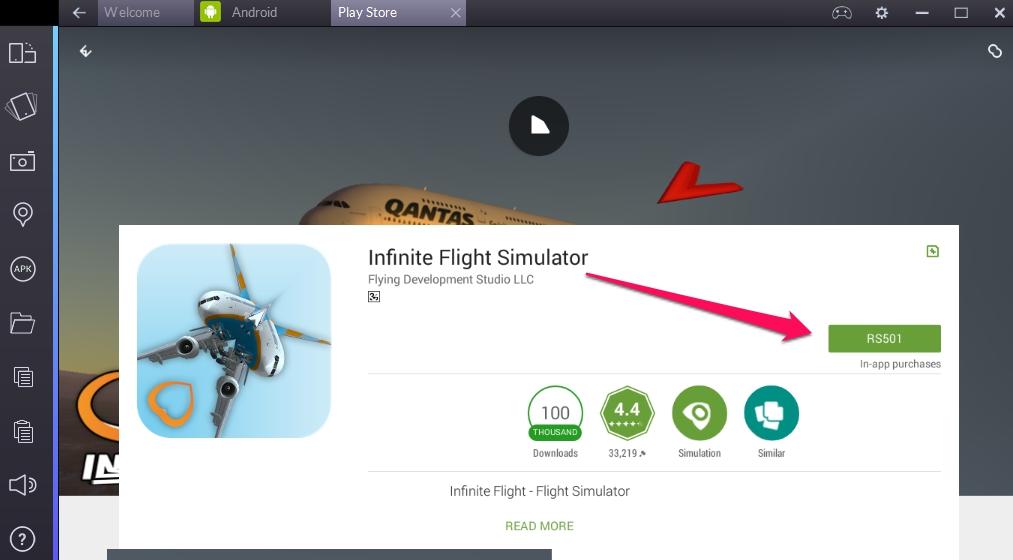 Infinite Flight Simulator for PC (Windows & Mac)   Apps For