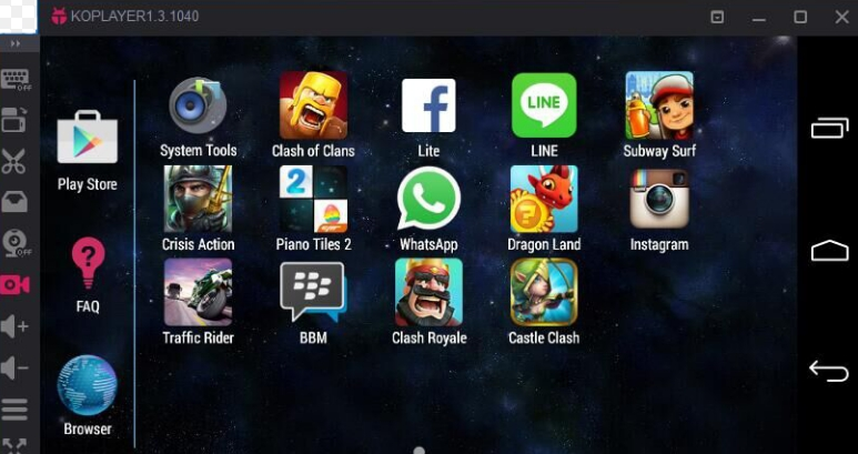 android games on pc emulator download