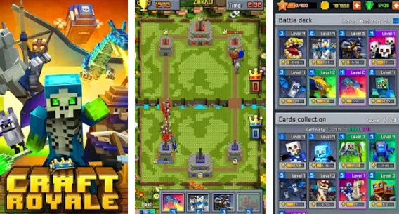 Craft Royale Clash of Pixels for PC (Windows 10/7/8 & Mac) - Download ...