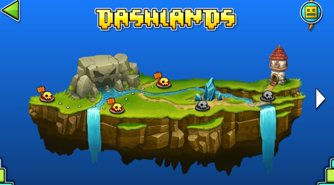 geometry dash world for pc download