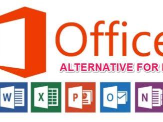 best microsoft office alternatives for windows pc