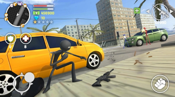 grand stickan auto v pc free download