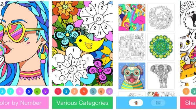 Paint.ly color by Number for Windows 10 PC
