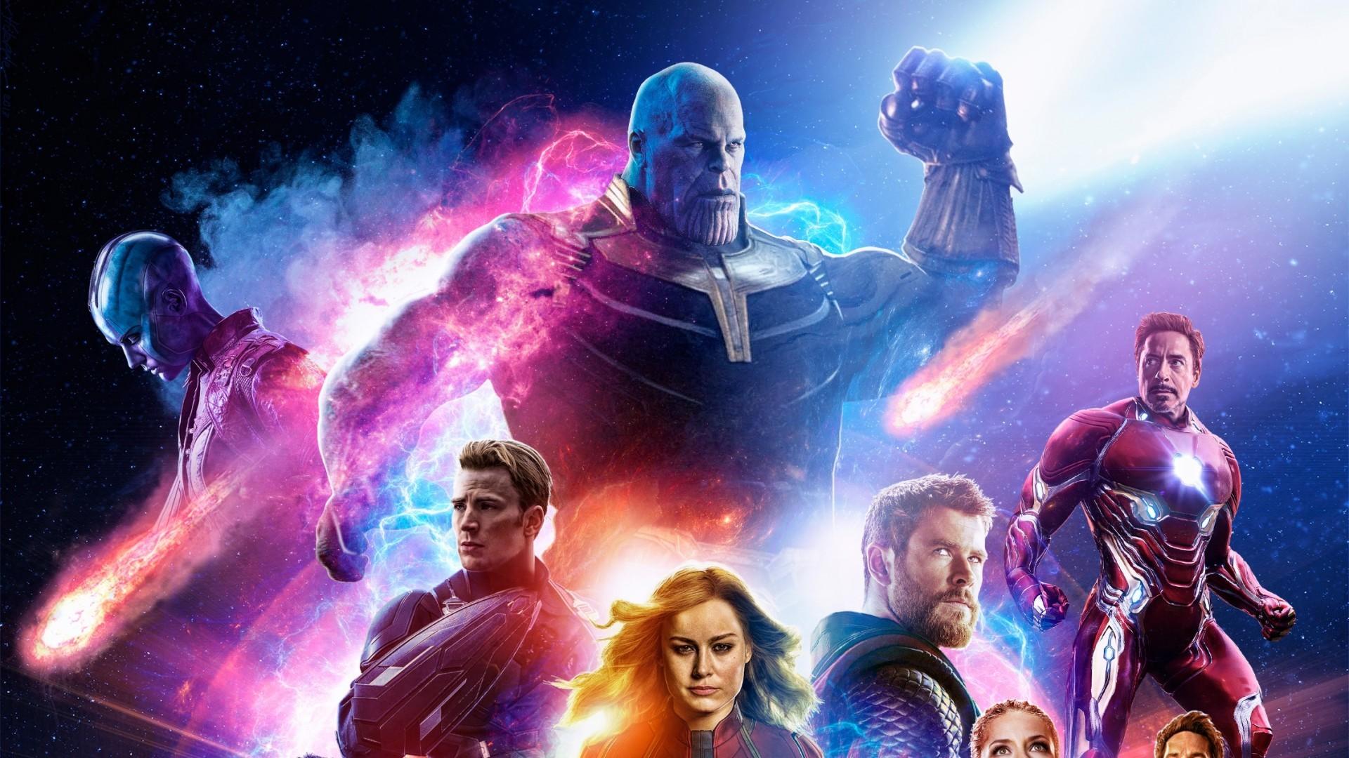 Download Best Avengers Endgame Wallpapers All Hd 4k Avengers 4