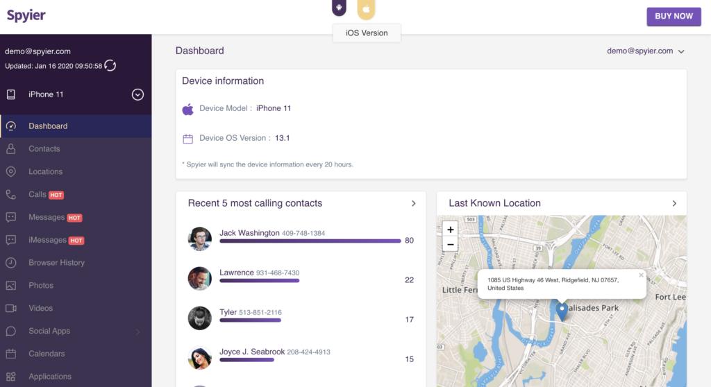 Cellphone Monitoring Software Spiyer download