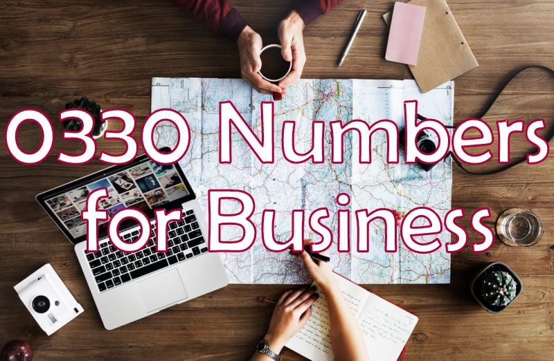 0330 numbers for Business